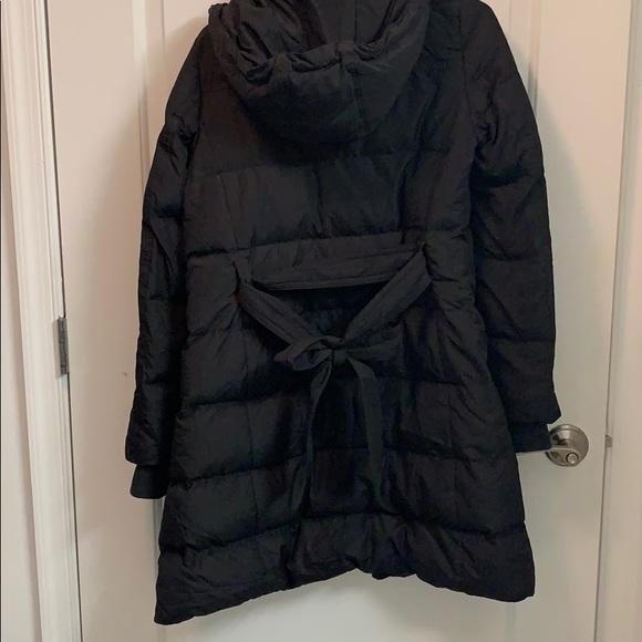 4e716698b J.Crew Mercantile tie-waist puffer coat